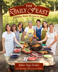 The Daily Feast by Esther Rose Graber. Photo © Good Books.