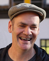 2012 Winemaker of the Year Aaron Pott. <br/> Photo courtesy of Wine for the World.
