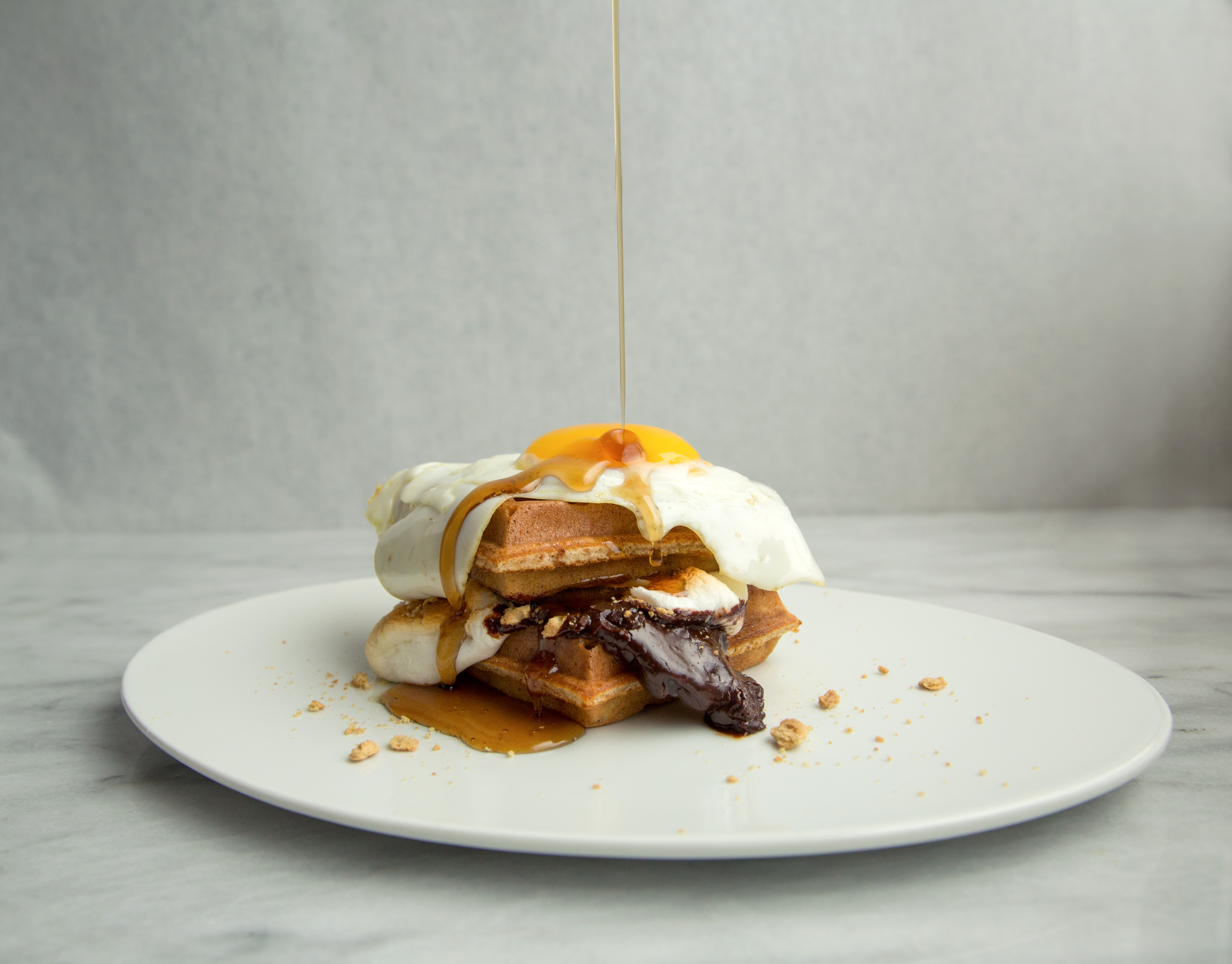 How to Make Breakfast S'mores