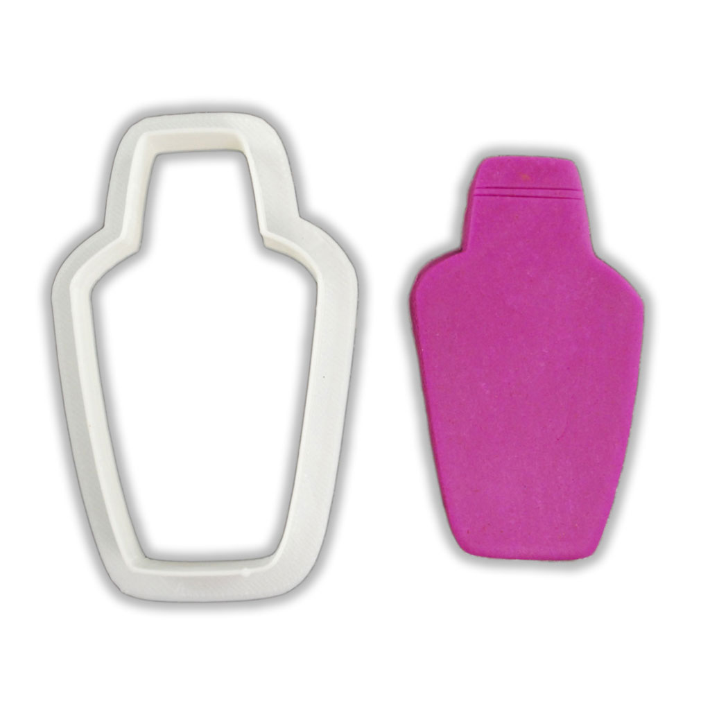Cocktail Shaker Cookie Cutter