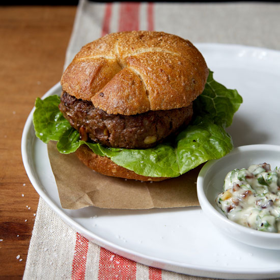 FWX BEST WAY TO MAKE BUFFALO BURGER
