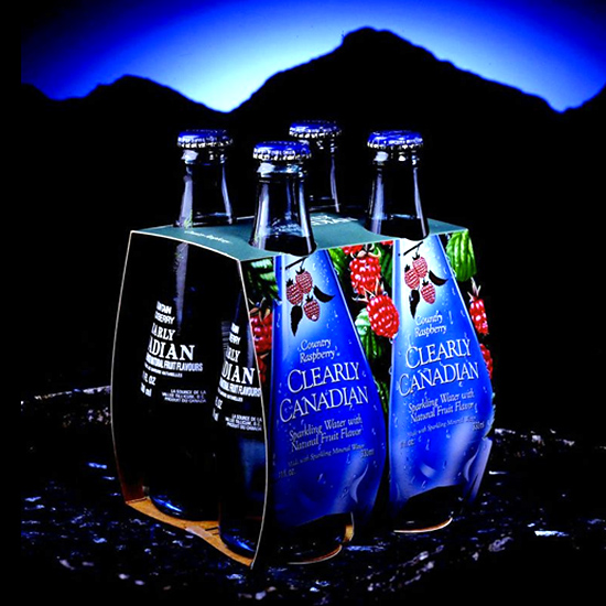 FWX CLEARLY CANADIAN
