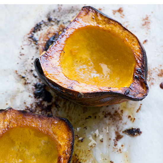 FWX EER FALL RECIPES CLASSIC BROWN SUGAR ROASTED ACORN SQUASH