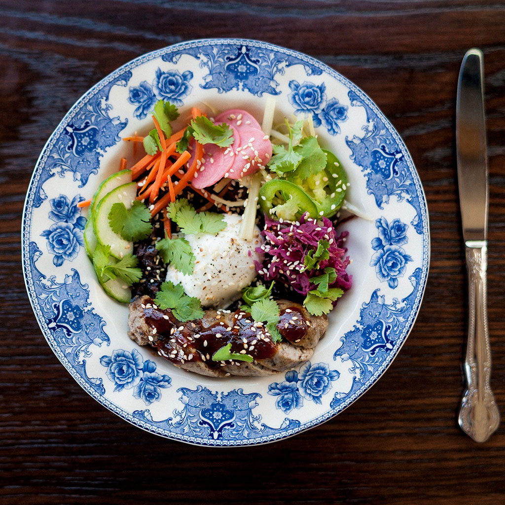 FWX HANGOVER CURE BANH MI BOWL