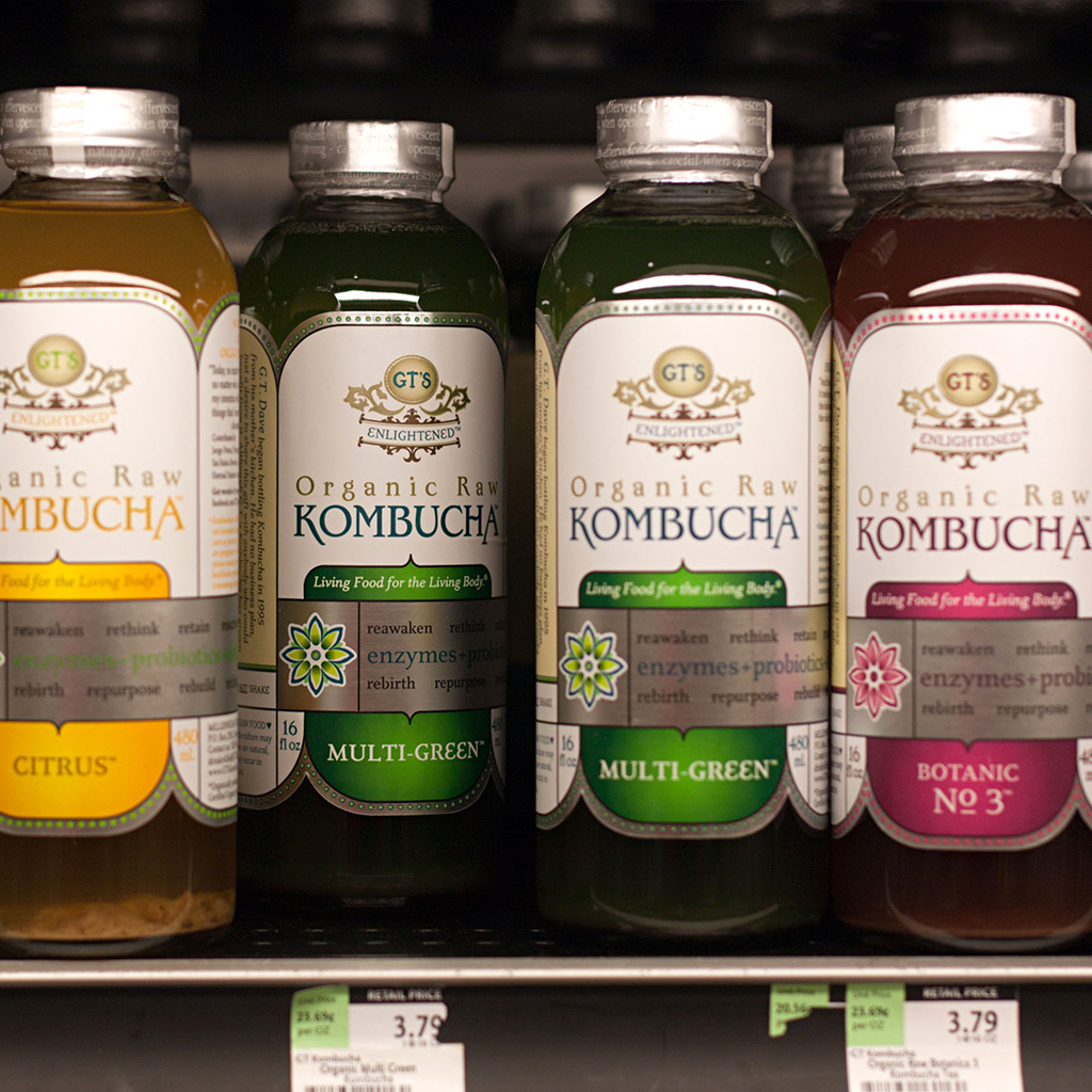 The Hot Debate Over Kombucha's Alcohol Content