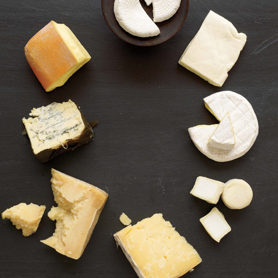 FWX PRESIDENTIAL CHEESE PLATE
