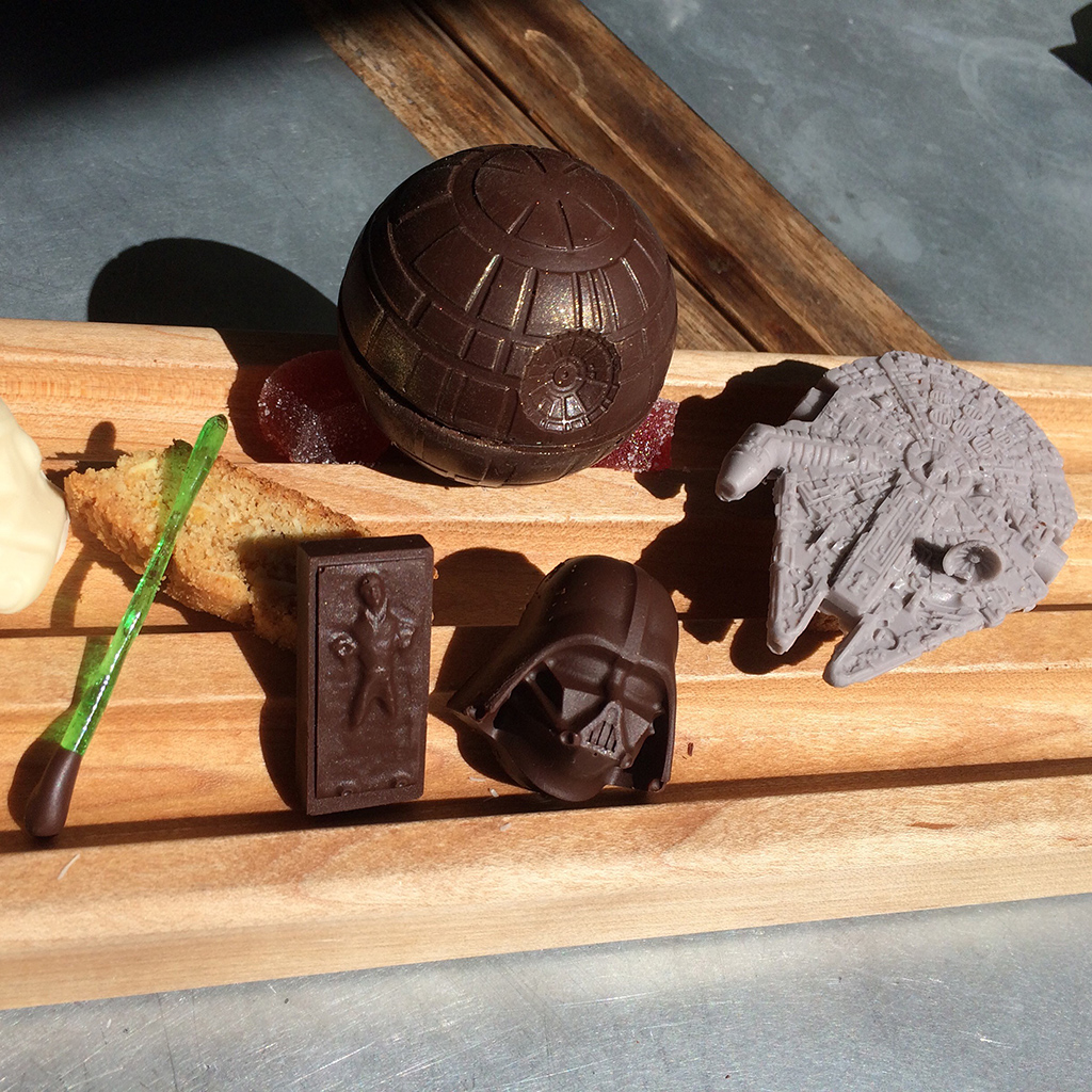 FWX STAR WARS CHOCOLATES 4