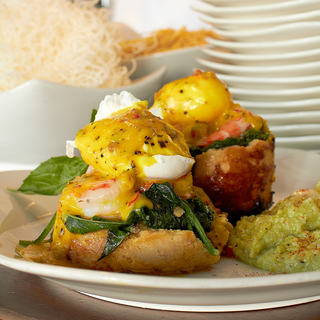 Thai Eggs Benedict: Your Southeast Asian Hangover Slayer