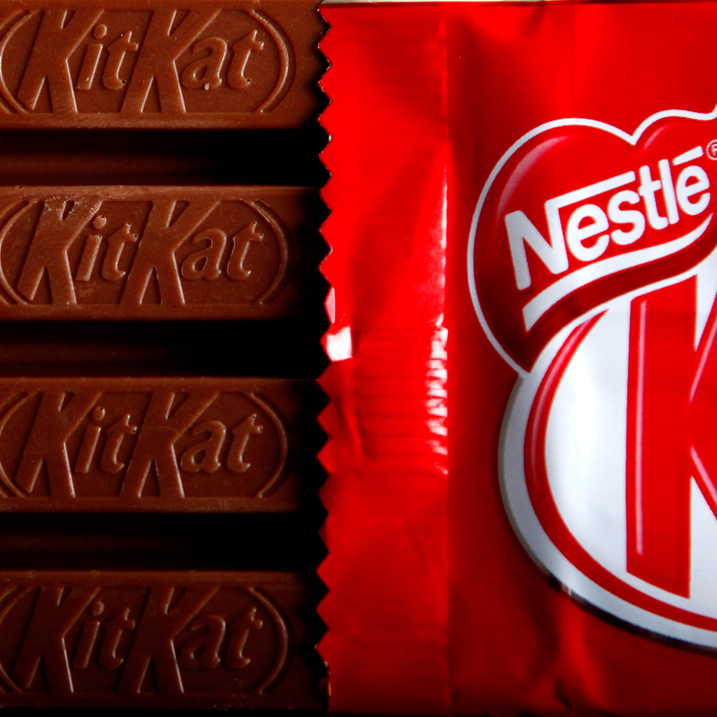 Woman Thinks Her Waferless KitKat Should Entitle Her to a Lifetime Supply