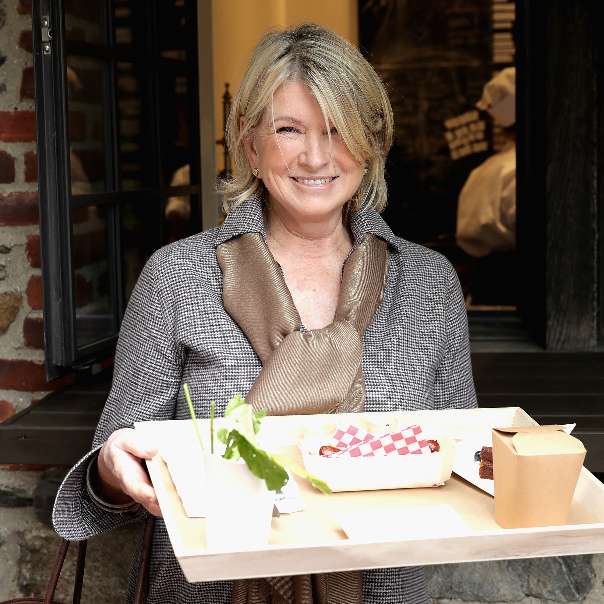 Martha Stewart Went All Out for Halloween This Year