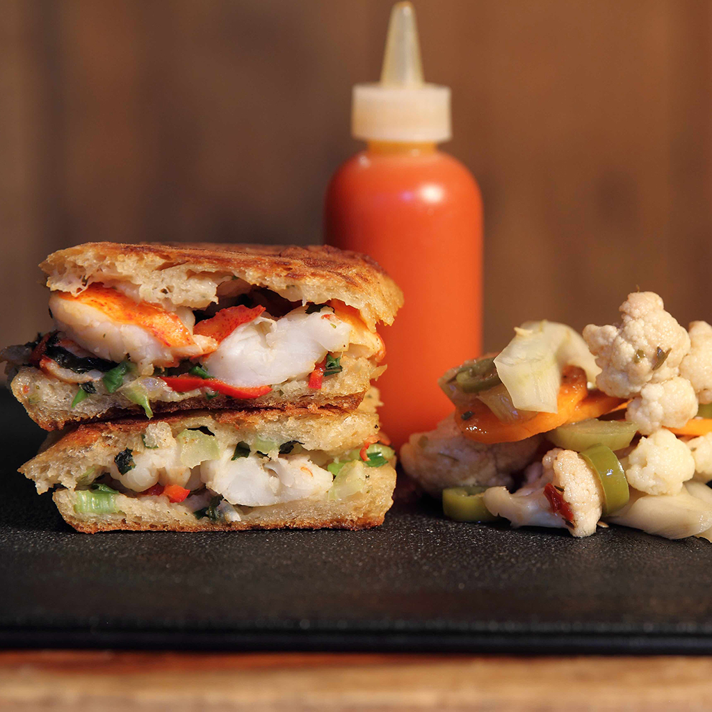 SANDWICH STALKER LOBSTER PRESS FWX 1