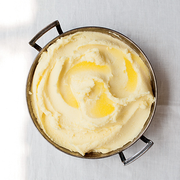 The Fastest Way to Make Mashed Potatoes — Peeler and Masher Not Required
