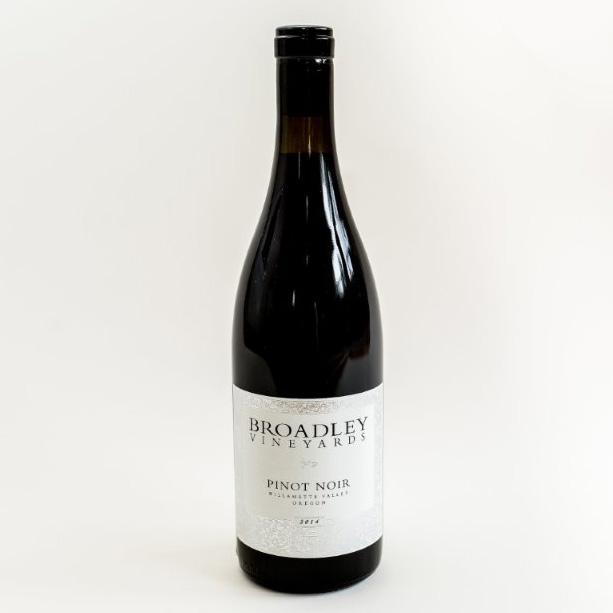 Broadley Vineyards -  2014 Willamette Valley Pinot Noir