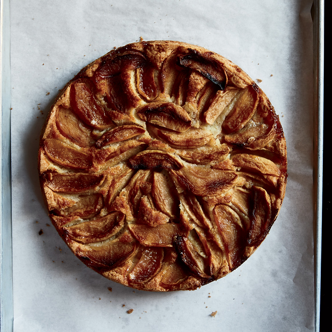Babette Friedman's Apple Cake