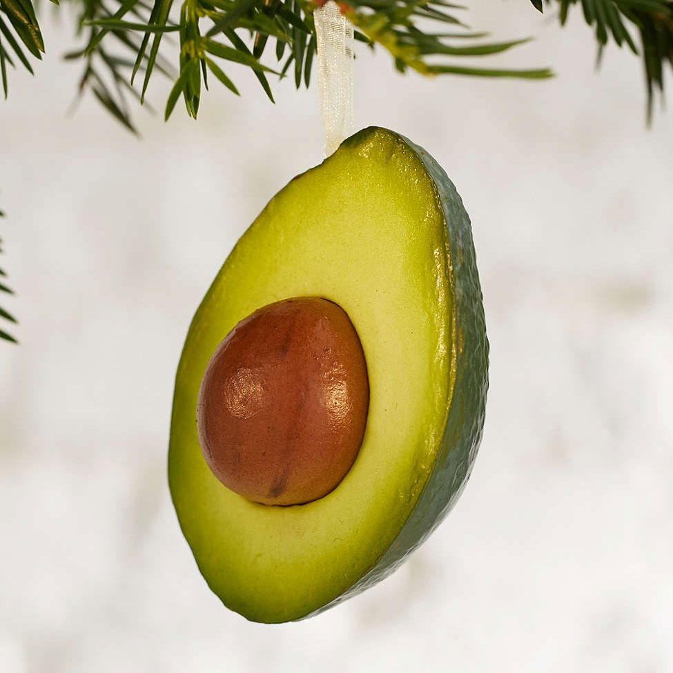Avocado Ornaments