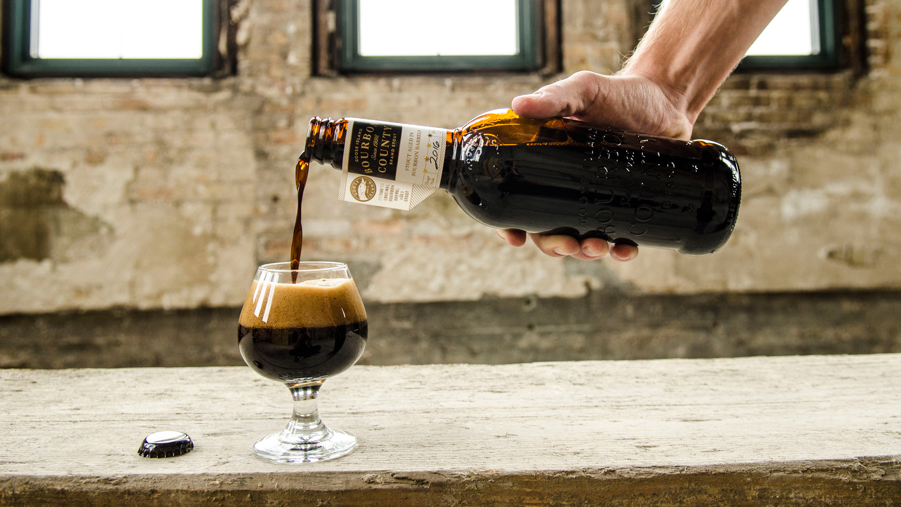 Goose Island May Release Neapolitan and Horchata Bourbon County Stouts