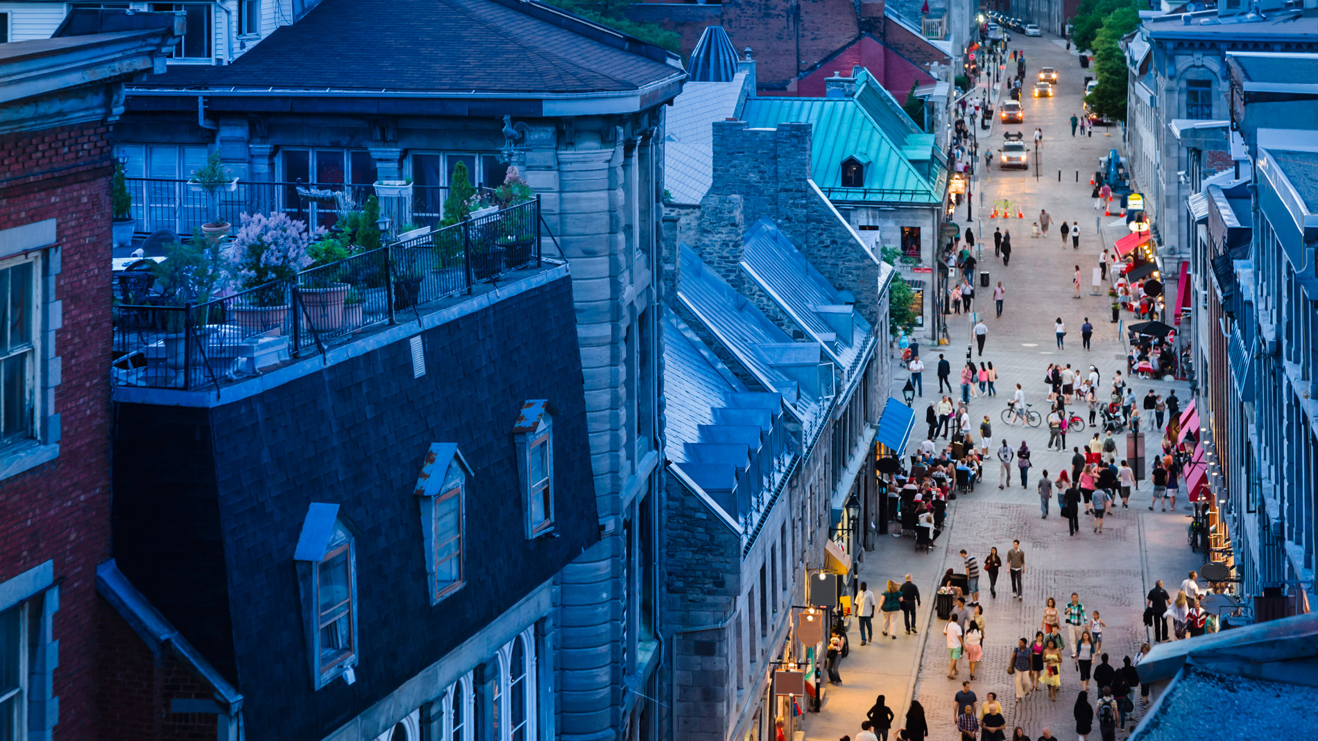 Where to Eat In Old Montreal