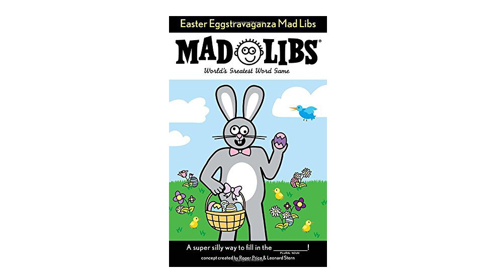 <p><b>Easter Eggstravaganza Mad Libs</b></p>