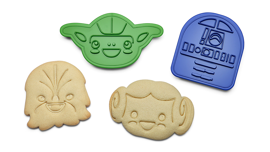 Star Wars Rebel Friends Cookie Cutter