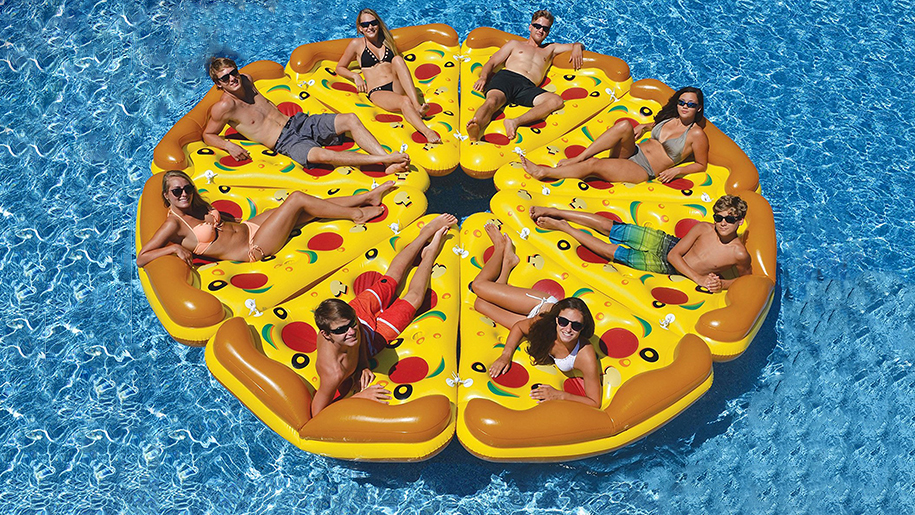 15 Food Pool Floats That Let You Spend the Summer Floating on Your Favorite Snacks