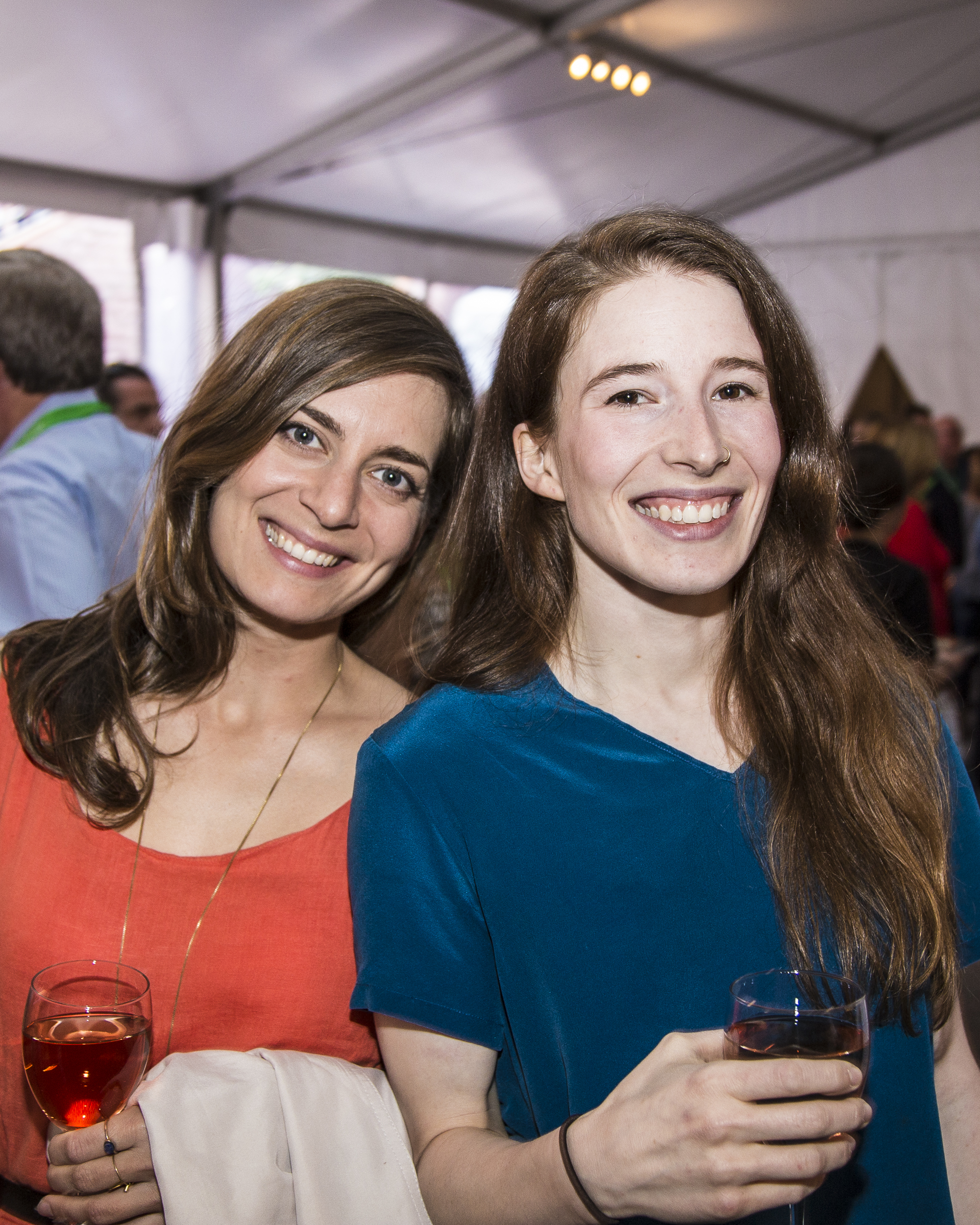 Best New Chefs 2017 Sara Kramer and Sarah Hymanson of Kismet attend the Food & Wine Classic in Aspen welcome reception