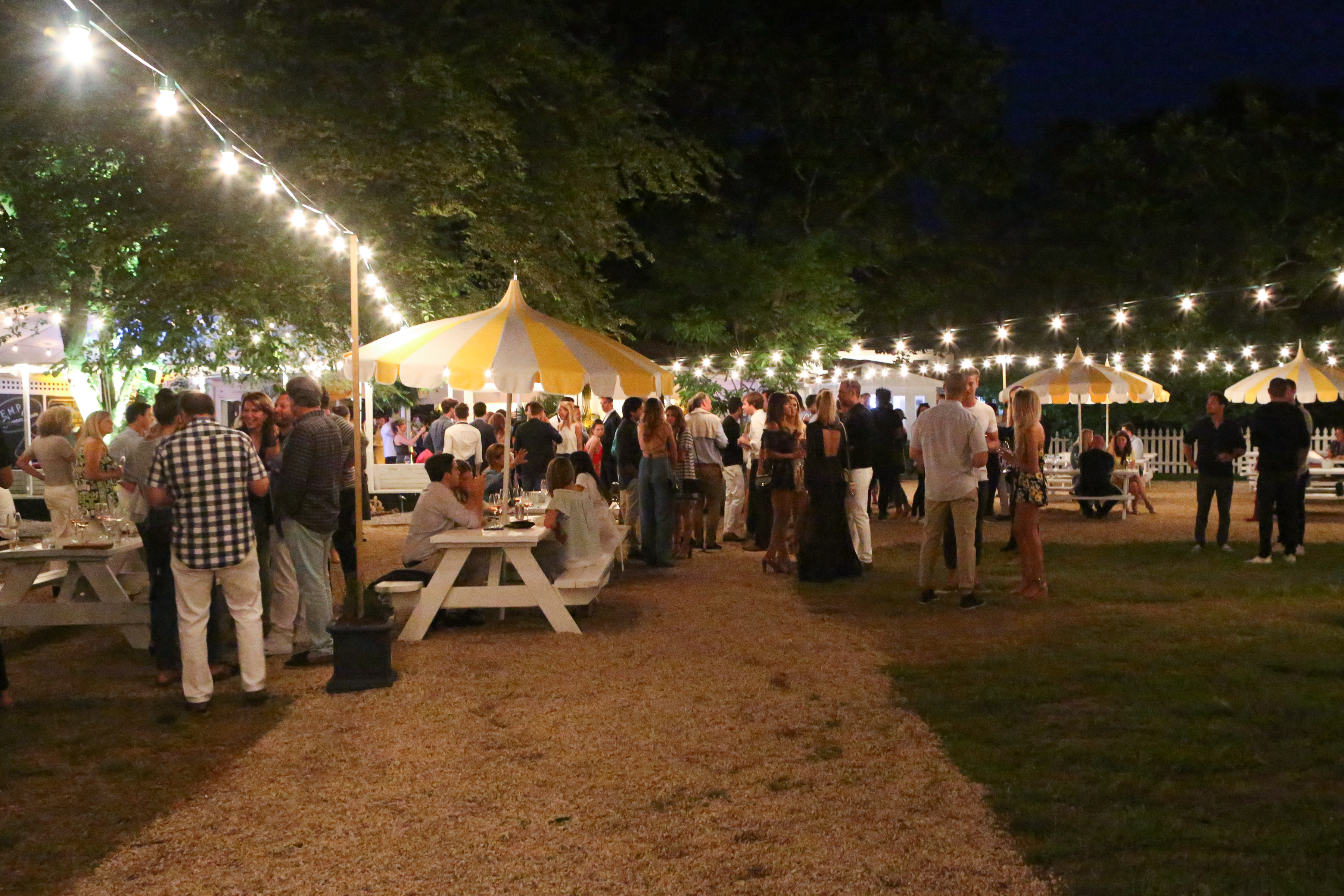 Eleven Madison Park Summer House Opening Party