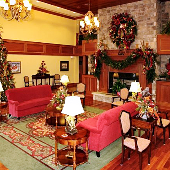 The Inn at Christmas Place; Pigeon Forge, TN
