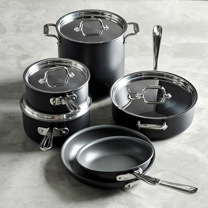 Williams Sonoma Has A Huge Sale On All Clad Cookware This