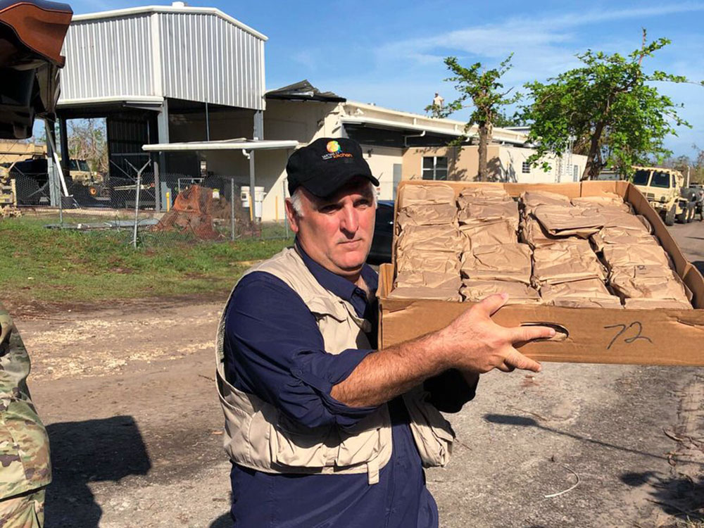 José Andrés' New Memoir Will Detail the Inside Story of Hurricane Maria