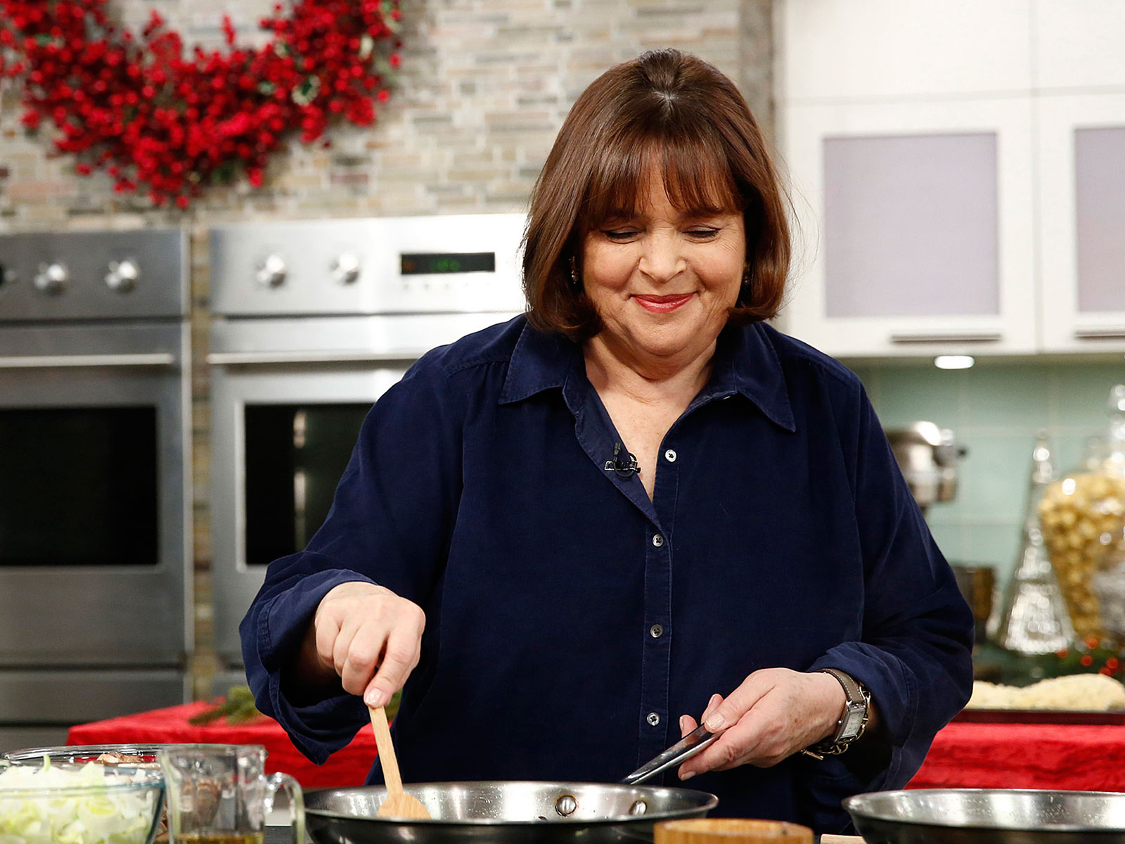 Ina Garten's Genius Tip for Making Perfect Chocolate Curls