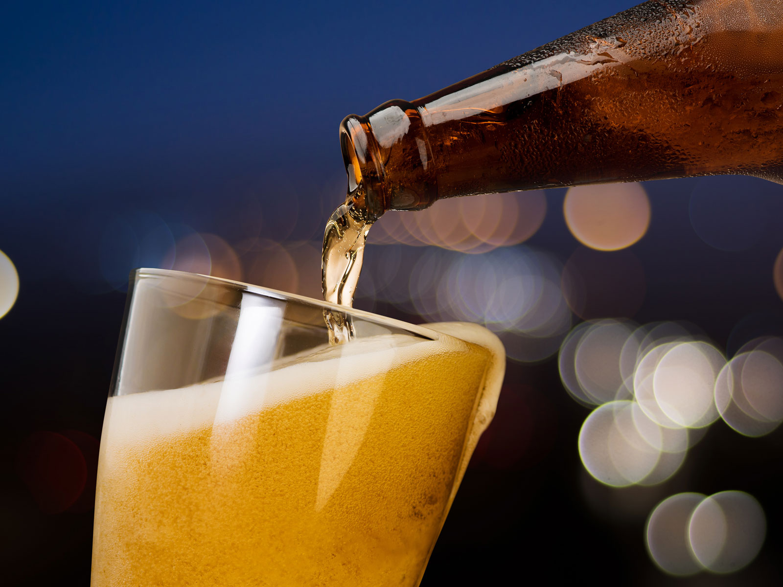 What's the Ideal Temperature for Beer?