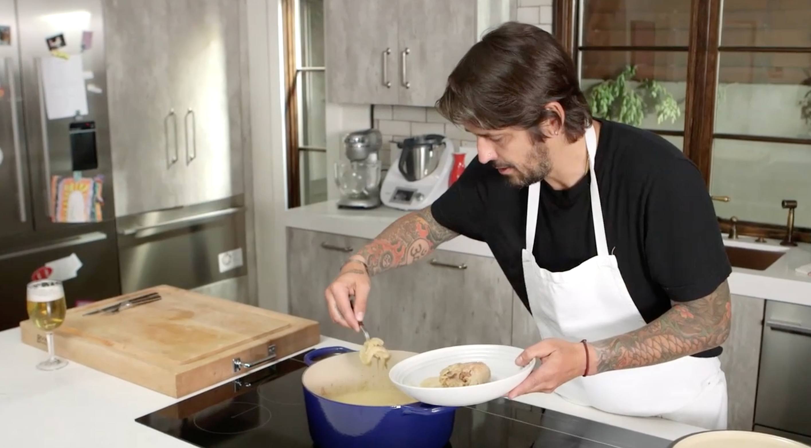 Ludo Lefebvre's Belgian Twist on a Classic French Dish