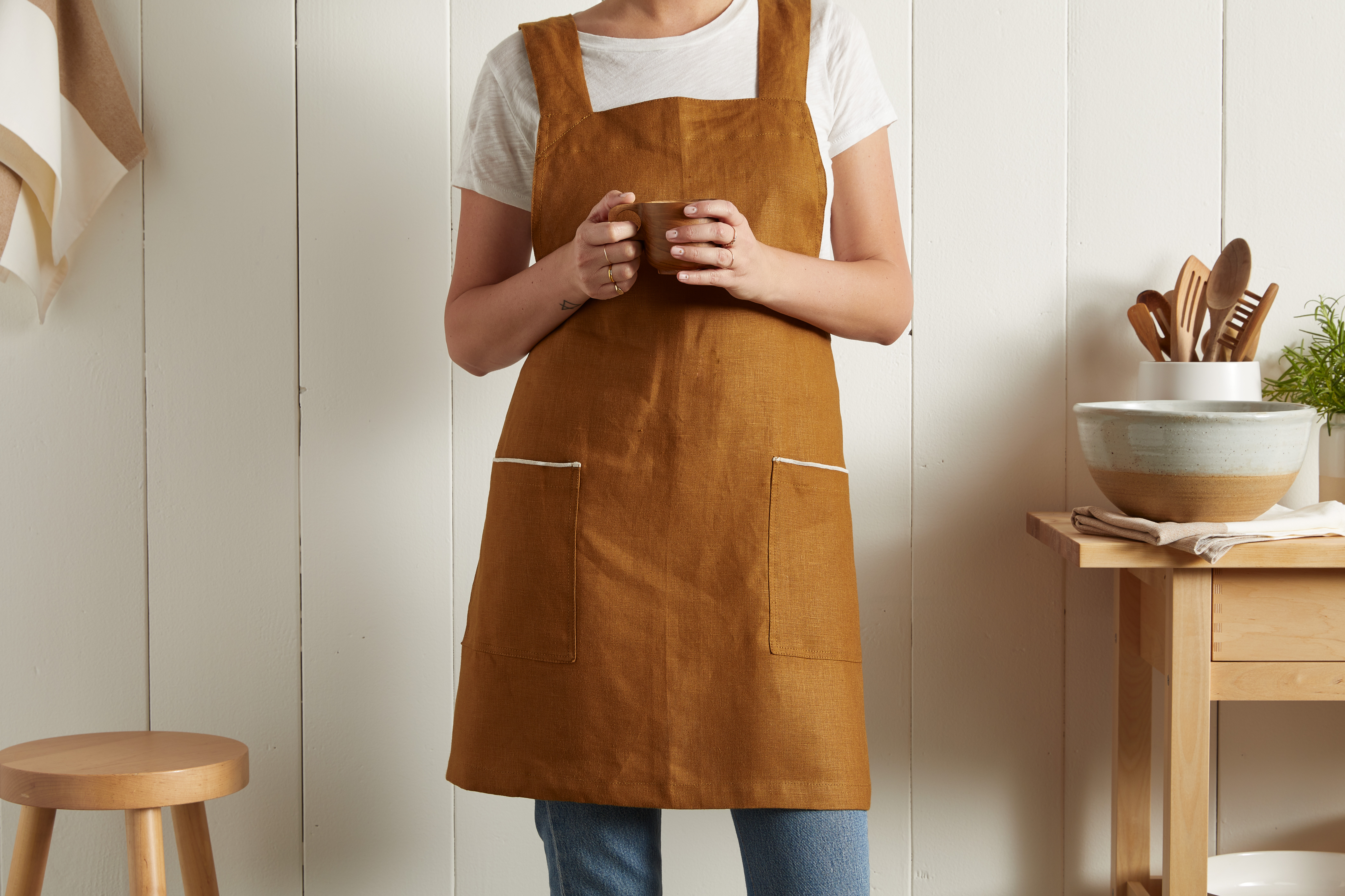 This Apron Is Cuter Than Most of My Actual Clothes