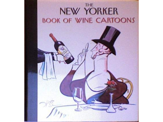 New Yorker Wine Cartoons