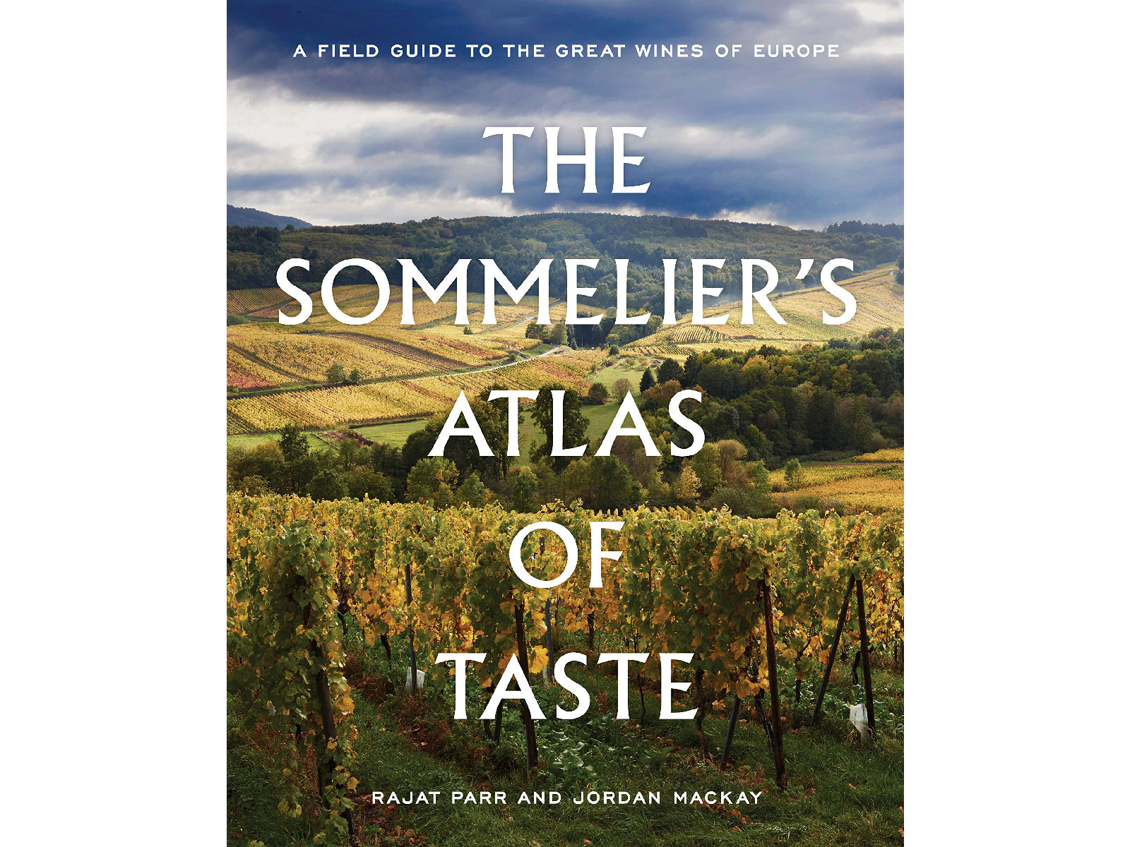 The Sommelier's Atlas