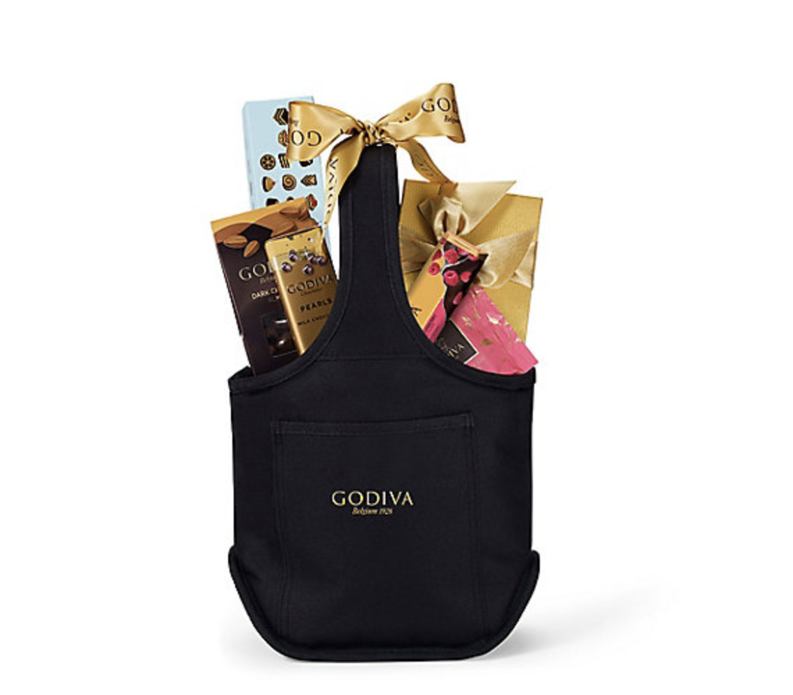 godiva chocolate gift set