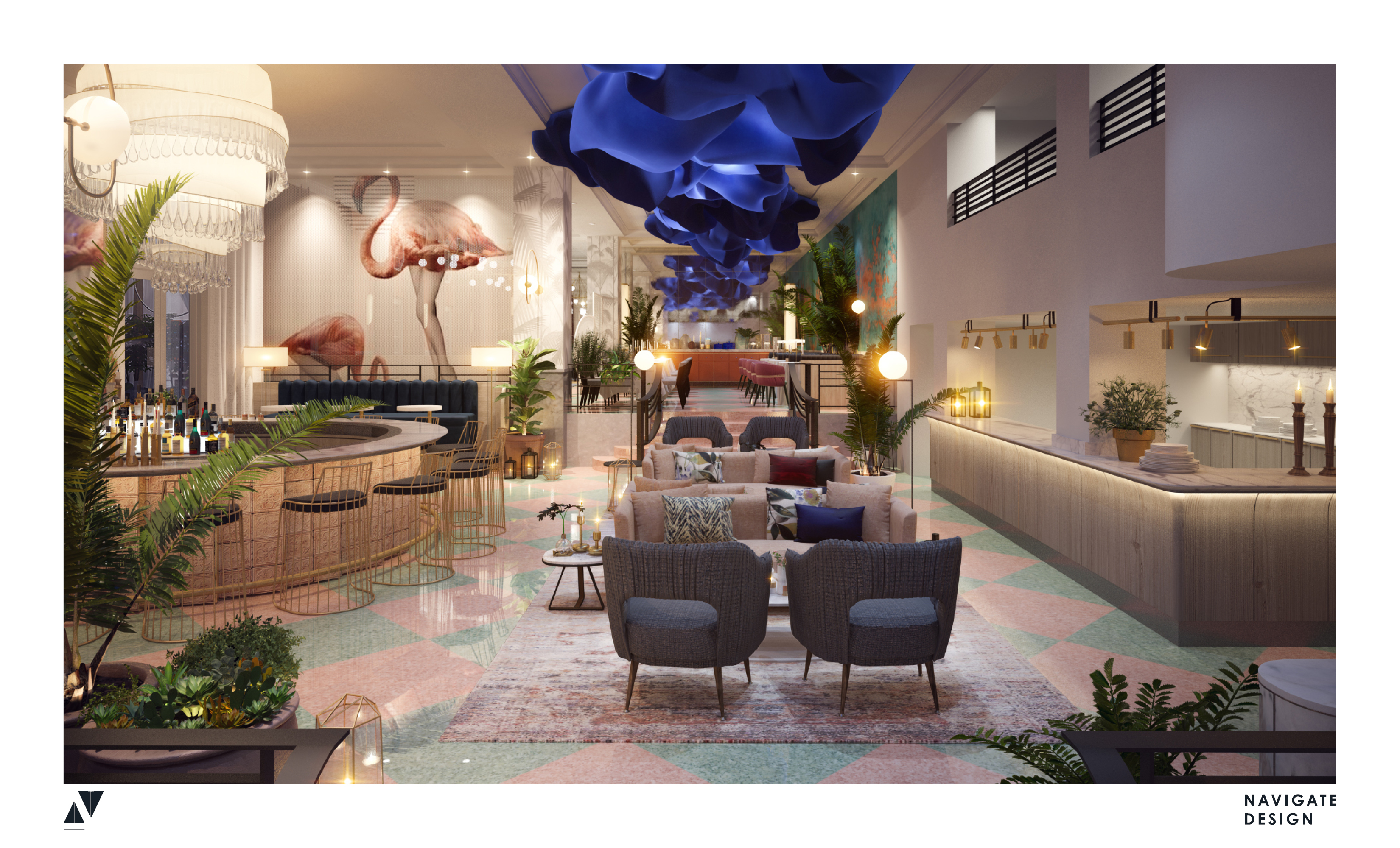 Ocean Drive's Largest-Ever Hotel Will Debut Two Massive New Restaurants