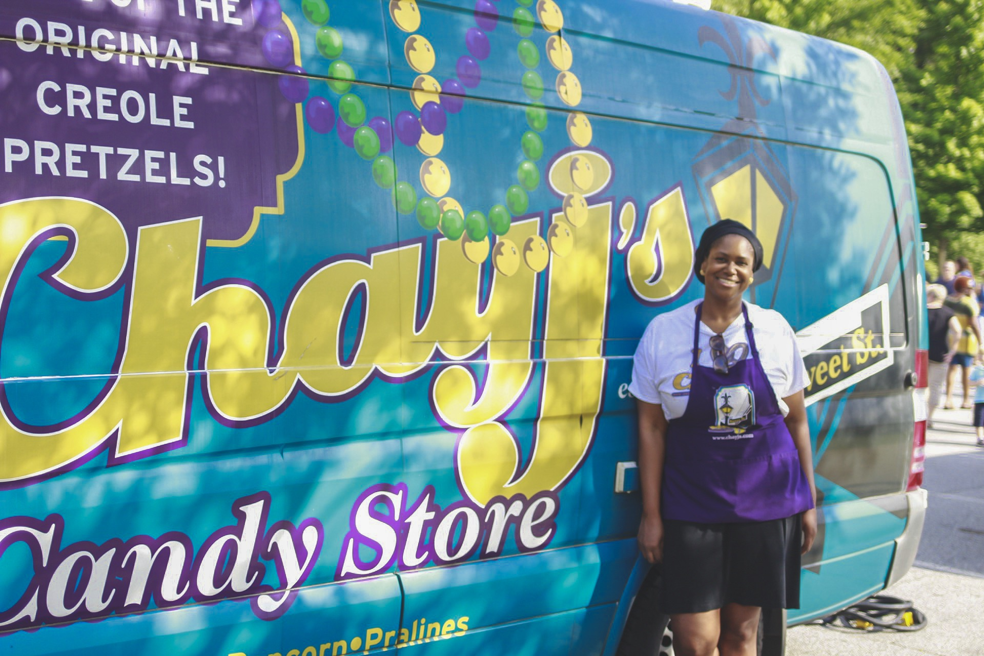 Meet the Women Behind Atlanta's Amazing Dessert Trucks