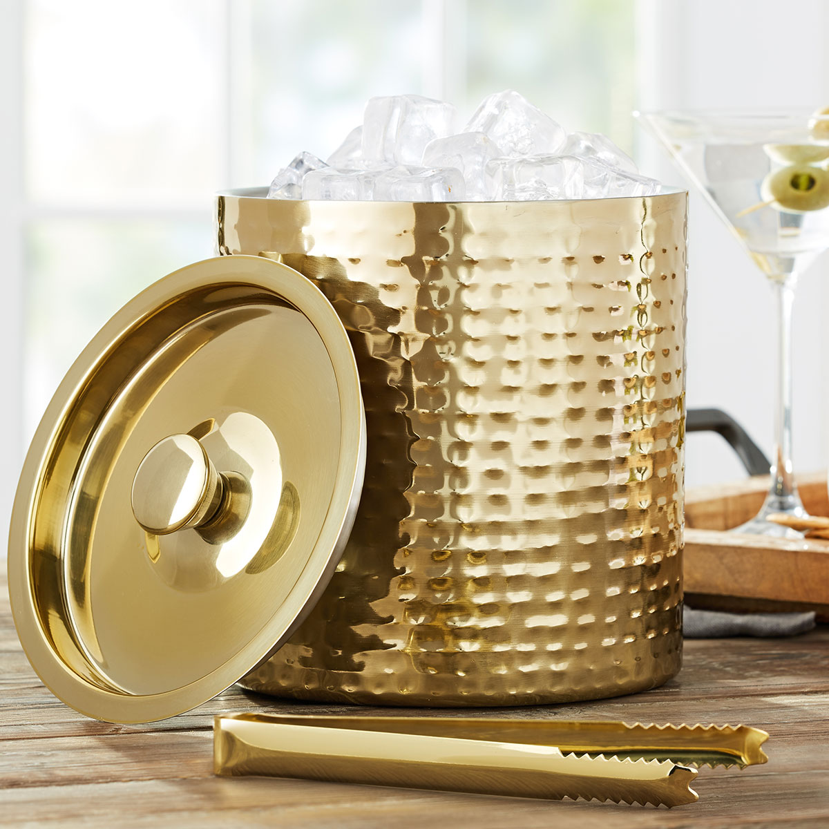 24 Gold Kitchen Accessories That Make Your Eating Space More Beautiful