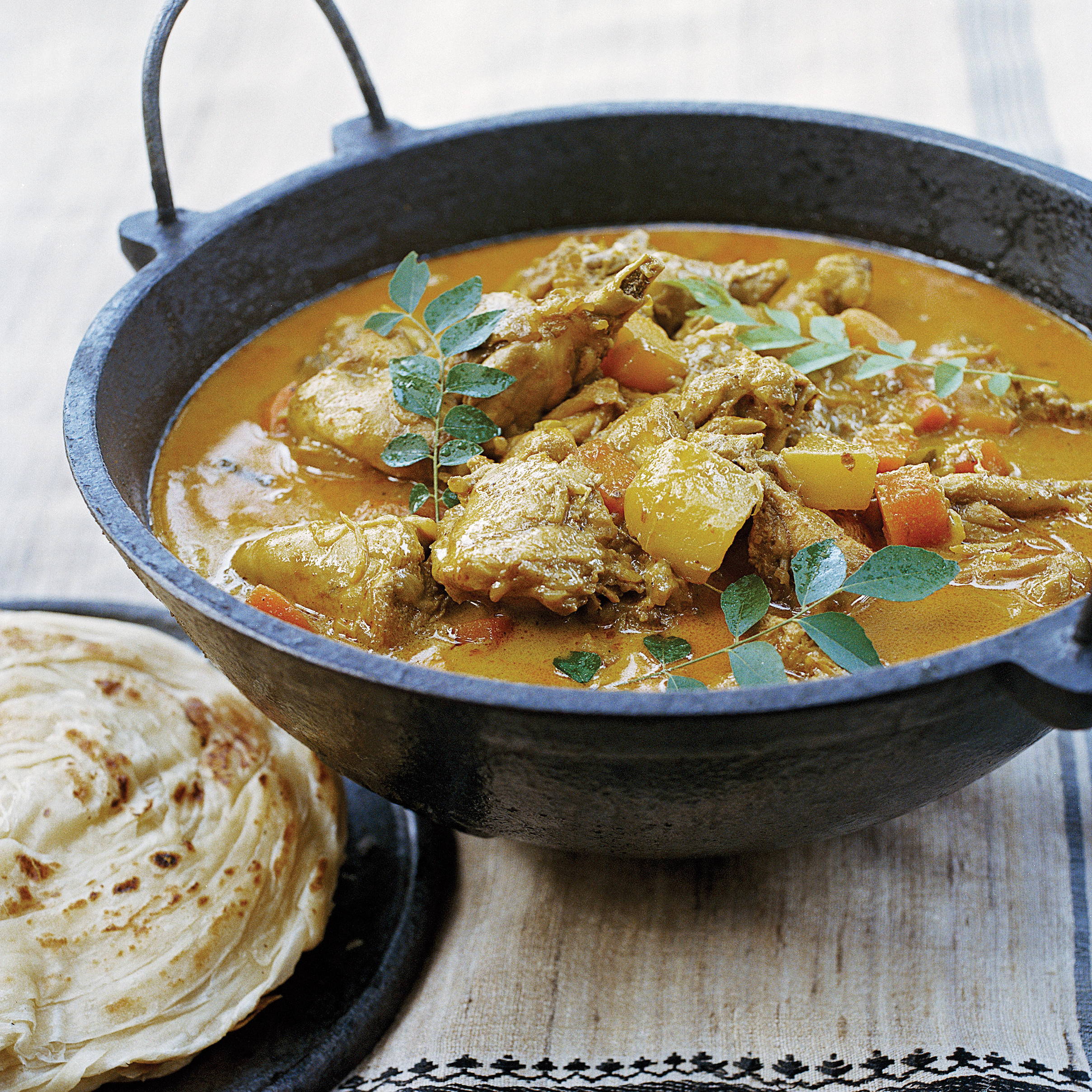 Chicken Curry With Potatoes And Squash Recipe Aniamma Philip Food Amp Wine
