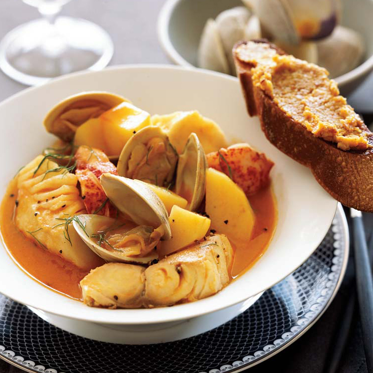Bouillabaisse Recipe - Ethan Stowell | Food & Wine