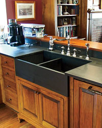 Sheldon Slate Sink