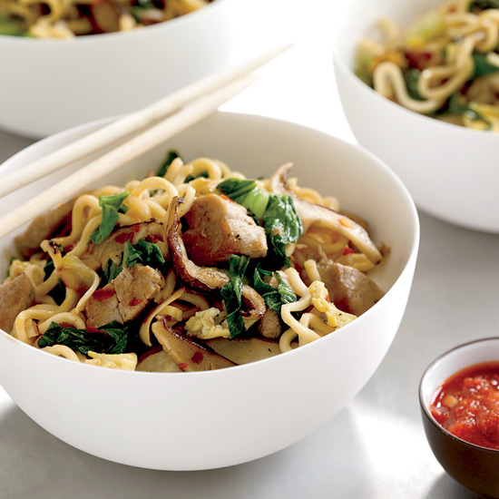 Fast Asian Noodle Recipes