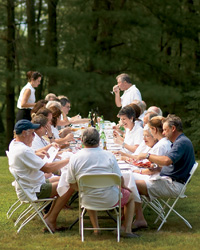 Jacques Pépin's Perfect Summer Party