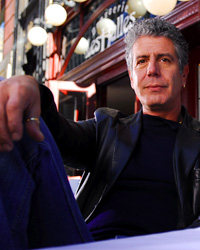 Halloween Costume Ideas: Anthony Bourdain