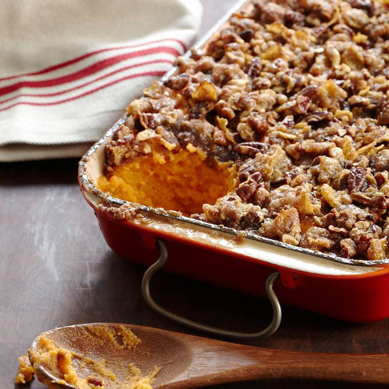 Sweet Potato Casserole Recipe - | Food & Wine