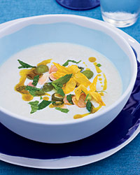 White Gazpacho
