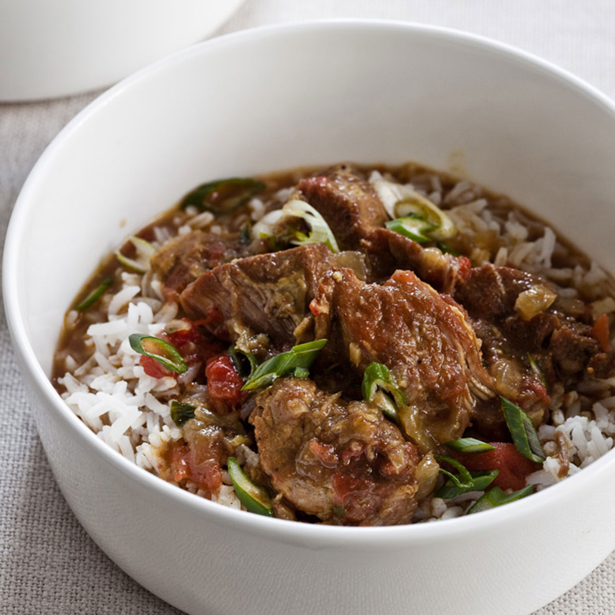 Diced pork slow cooker recipes uk