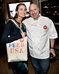 Tom Colicchio on Hunger Relief