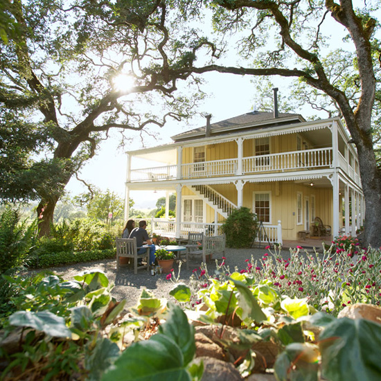 Where to Stay in Wine Country: Ellen Glen, CA: Beltane Ranch